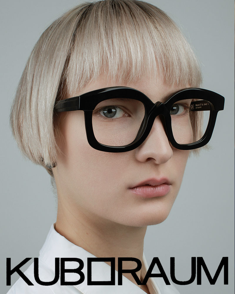 KUBORAUM Eyewear Chicago Boutique Collections