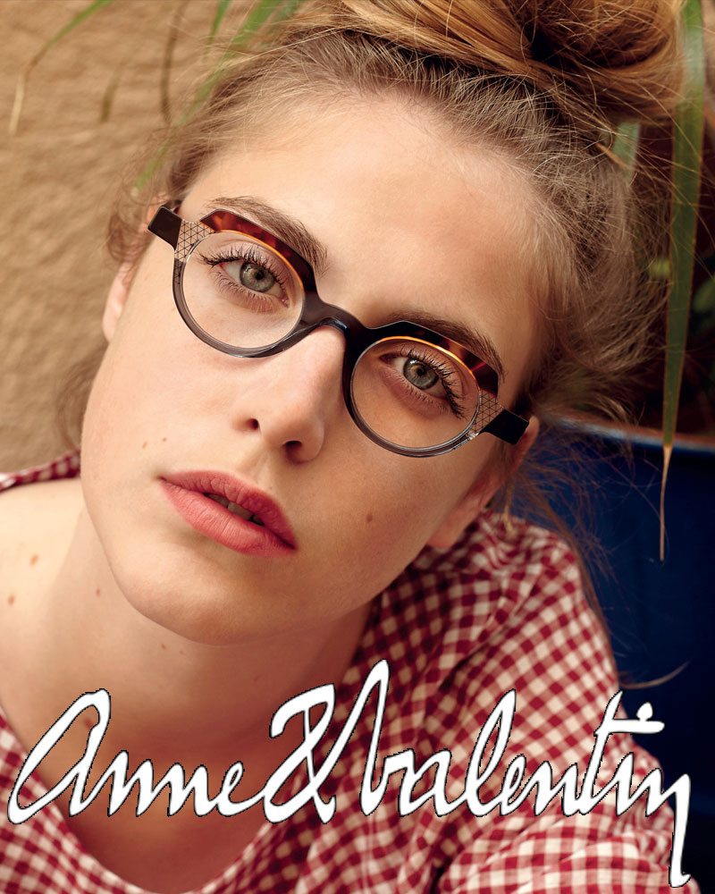Anne et Valentin Eyewear Chicago Boutique Collections
