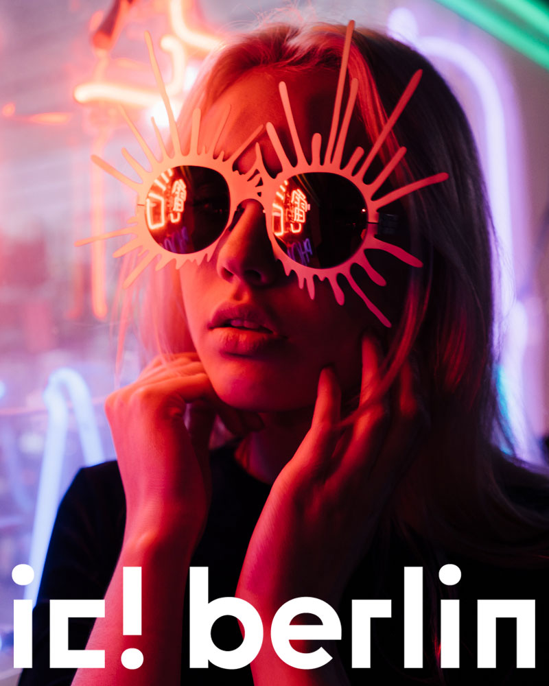 ic! berlin Eyewear Chicago Boutique Collections