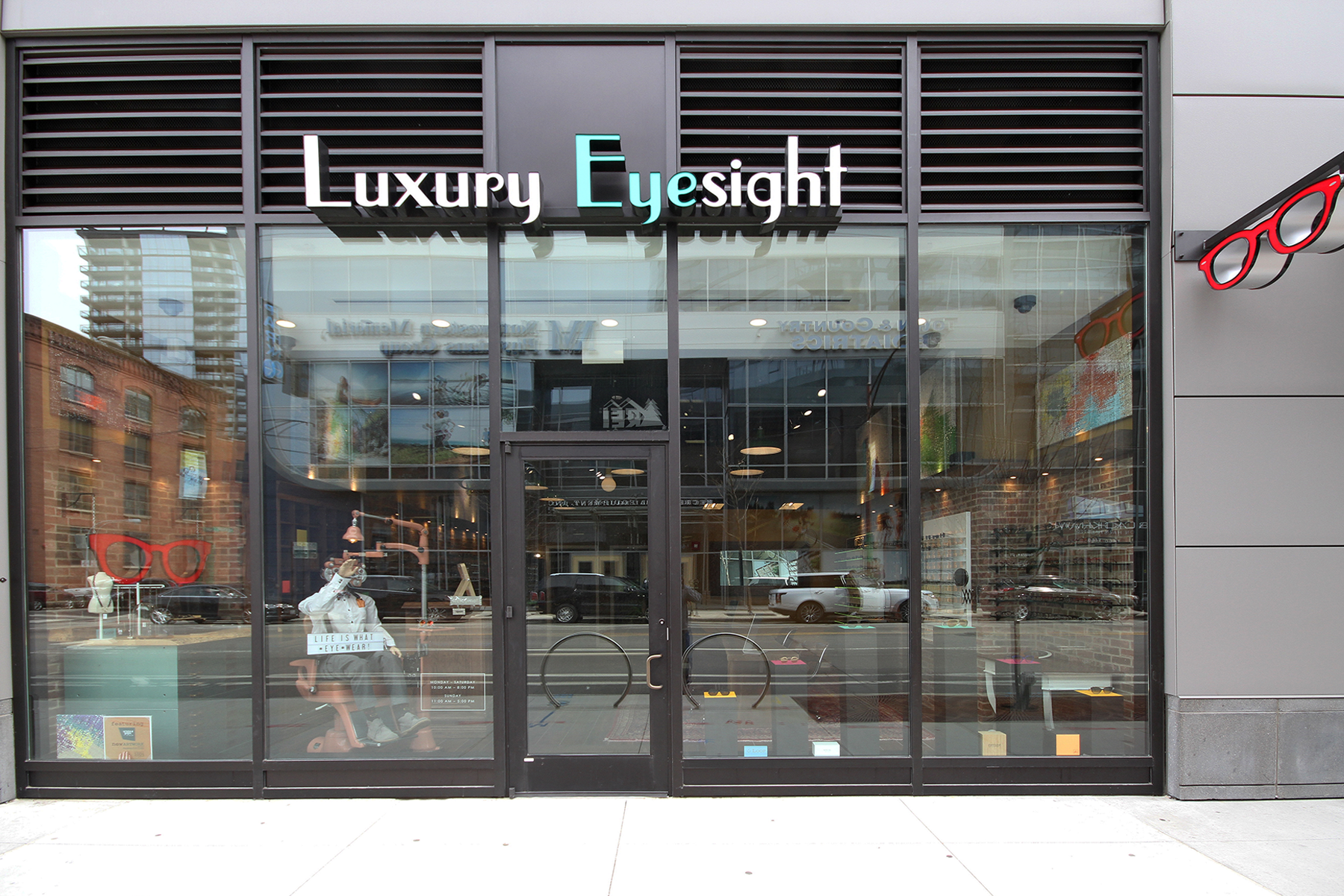 986204d3 Press | The World's Finest Handcrafted Eyewear | Luxury Eyesight Chicago