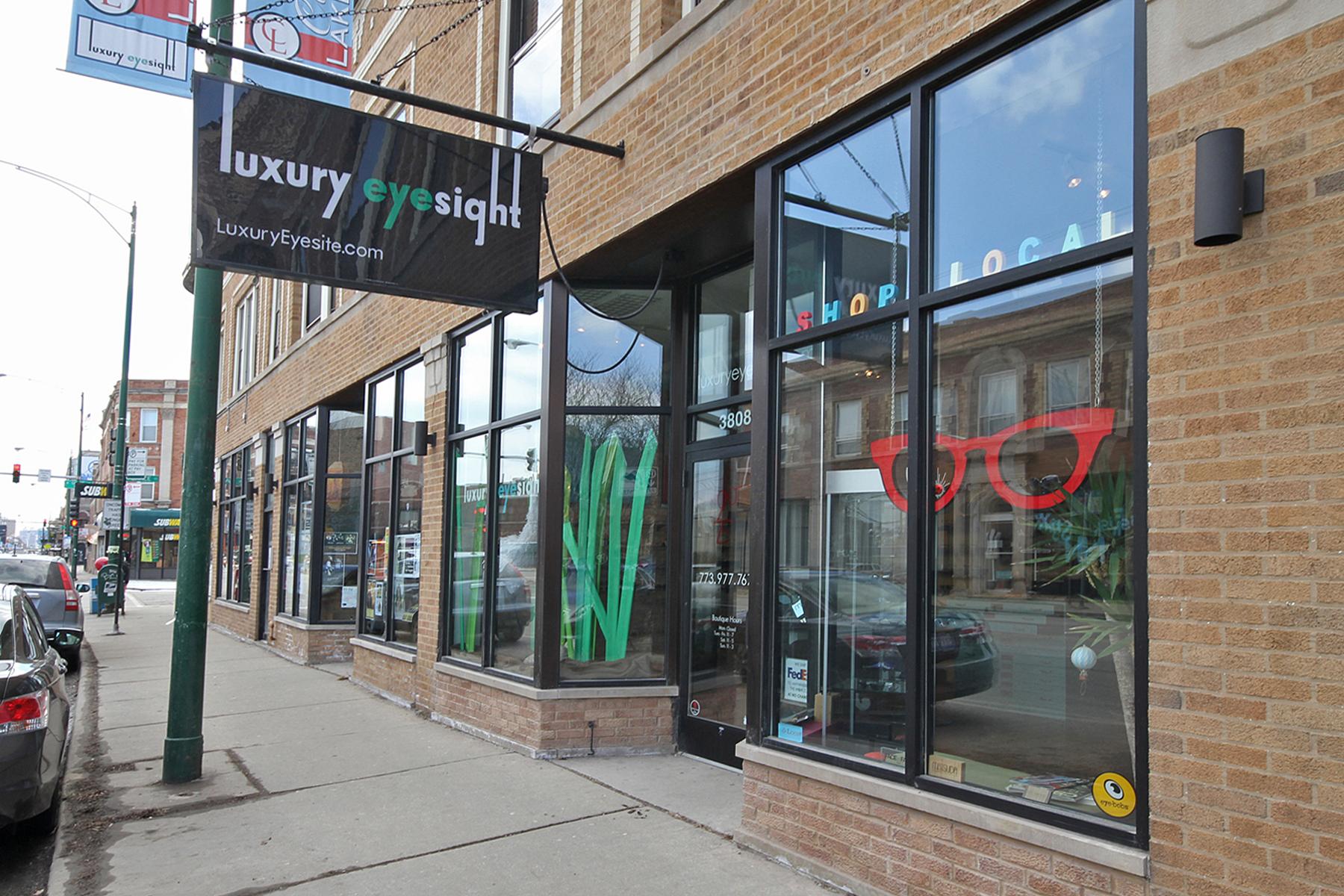 Luxury Eyesight Chicago Boutique Image 1