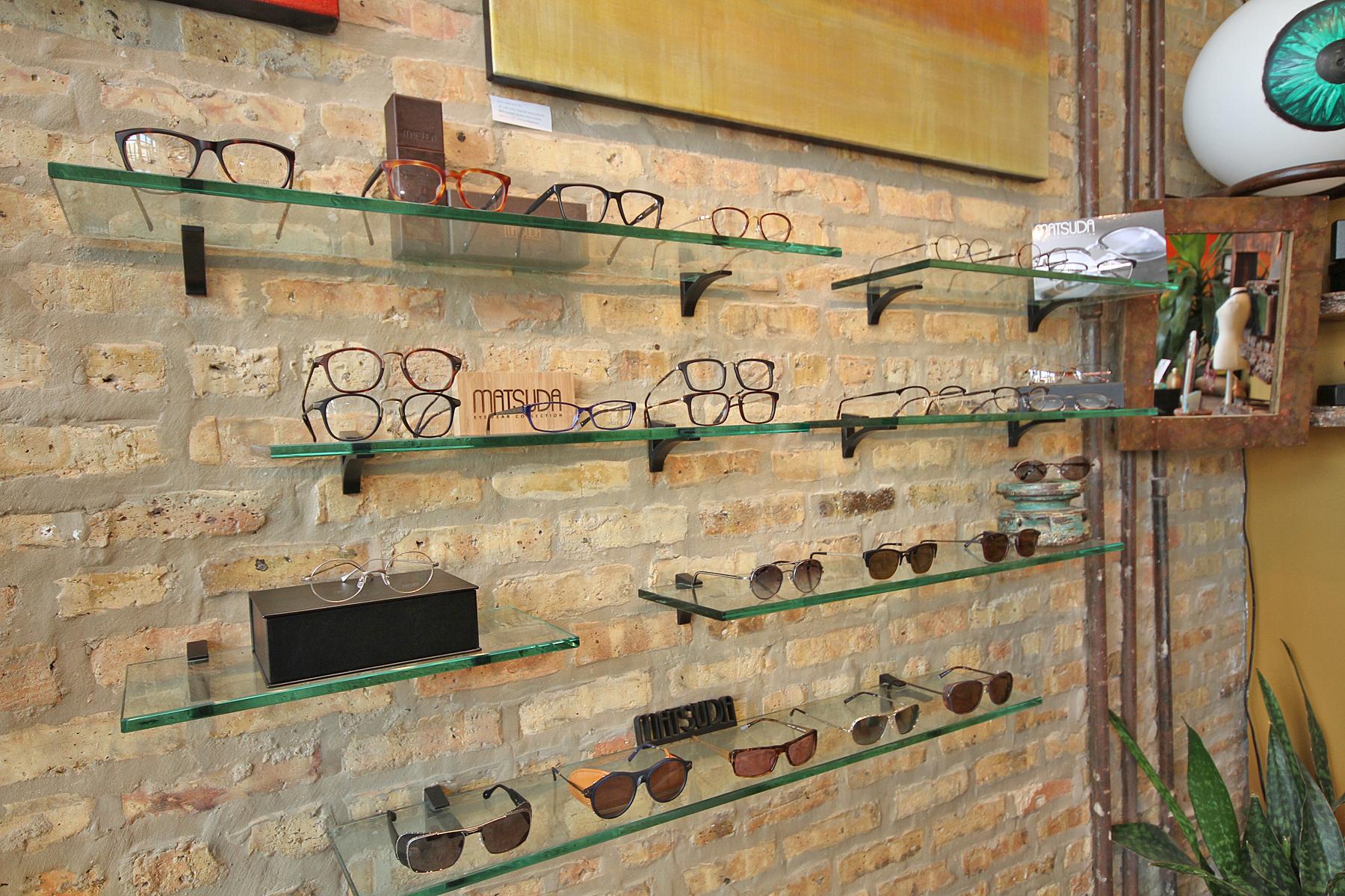 Luxury Eyesight Chicago Boutique Image 7