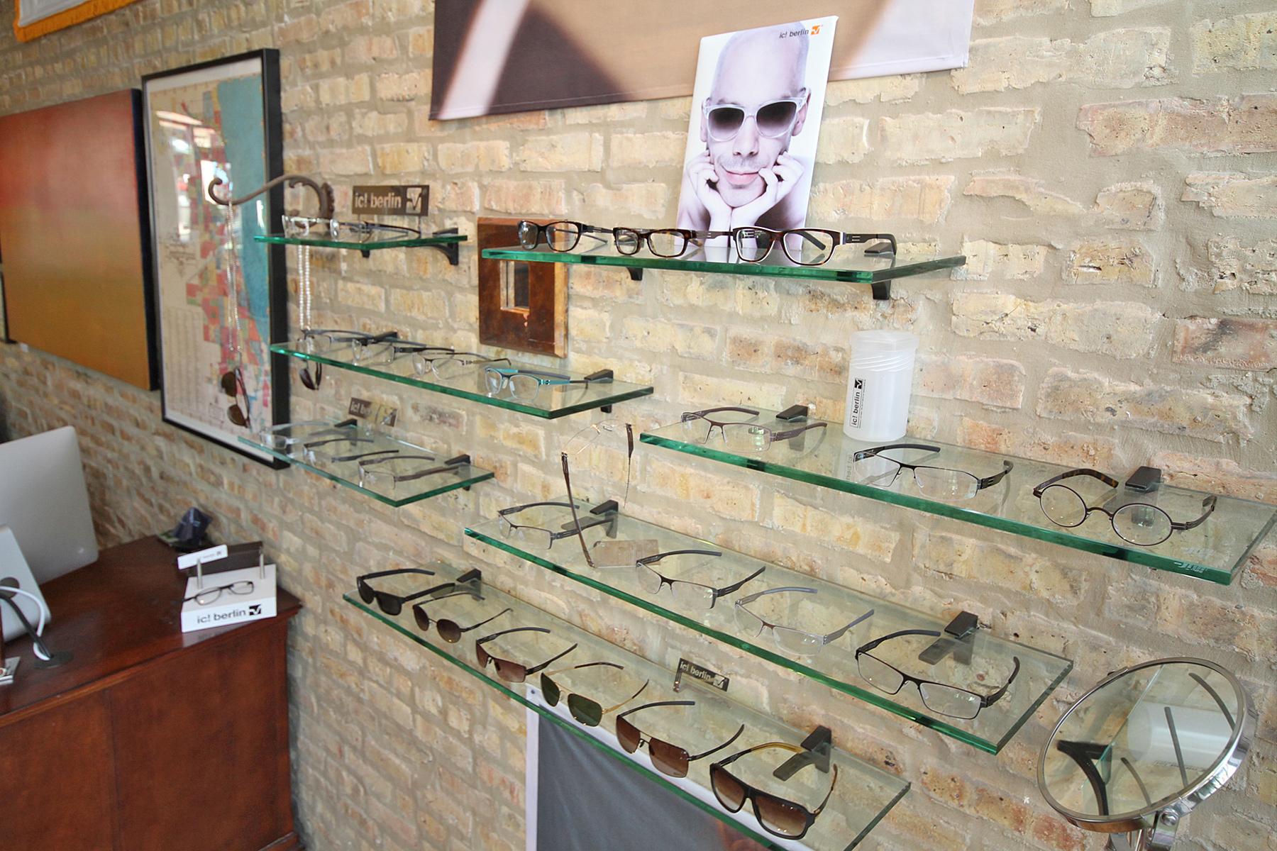 Luxury Eyesight Chicago Boutique Image 8